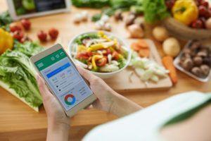 aplicación para controlar calorías
