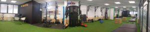 centro de salud y entrenamiento en castelldefels