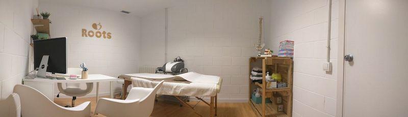 sala de salud y terapias