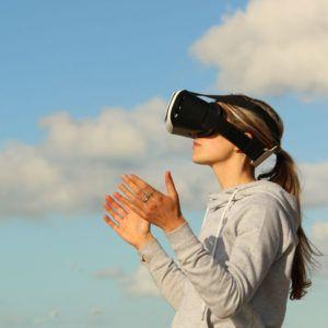 tecnología de realidad inmersiva