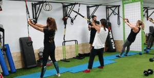 eneficios del entrenamiento en grupo