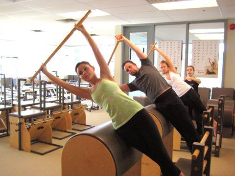 Entrenamiento en grupo: la mejor manera de perder peso