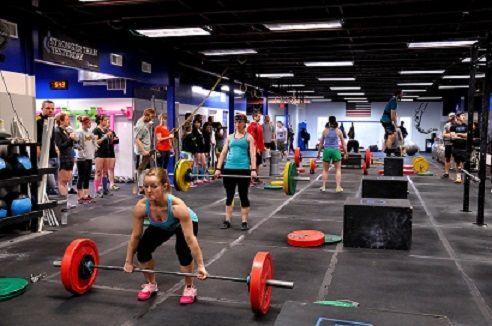 Crossfit para principiantes | Descubre si tienes un hombro débil en Crossfit
