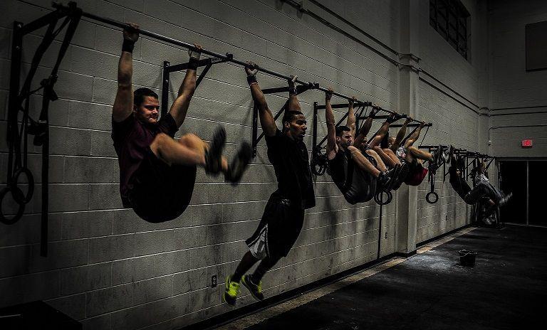 Crossfit para principiantes | Cómo prevenir la lesión de hombro en crossfit