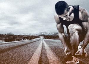 entrenar un atleta