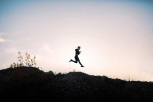 fuerza en running