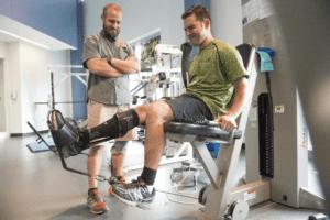 rehabilitar las lesiones